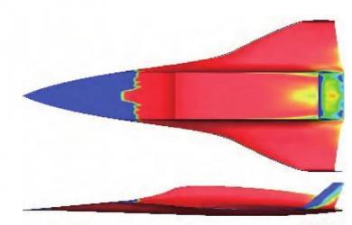 Trung Quốc phát triển máy bay siêu thanh